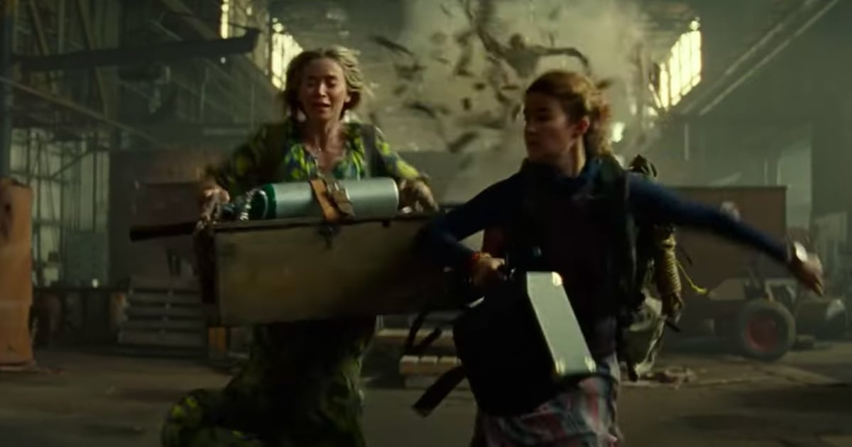 The Final Trailer For A Quiet Place 2 Proves the Film Will Be Well Worth the Wait