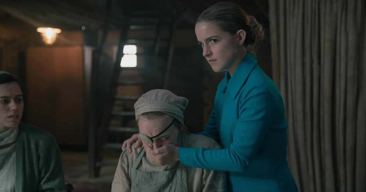 The Handmaid's Tale: Let's Take a Minute to Talk About the Mysterious Mrs. Keyes