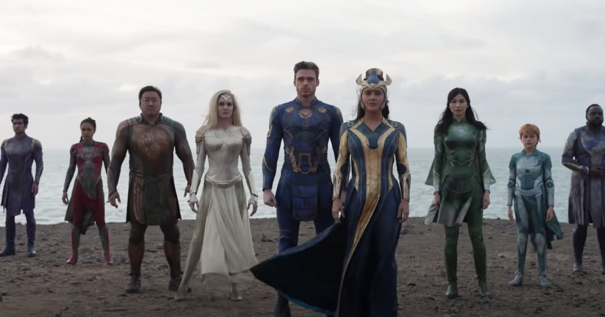 The Immortal Eternals Contemplate Who Should Lead the Avengers in Exciting First Trailer