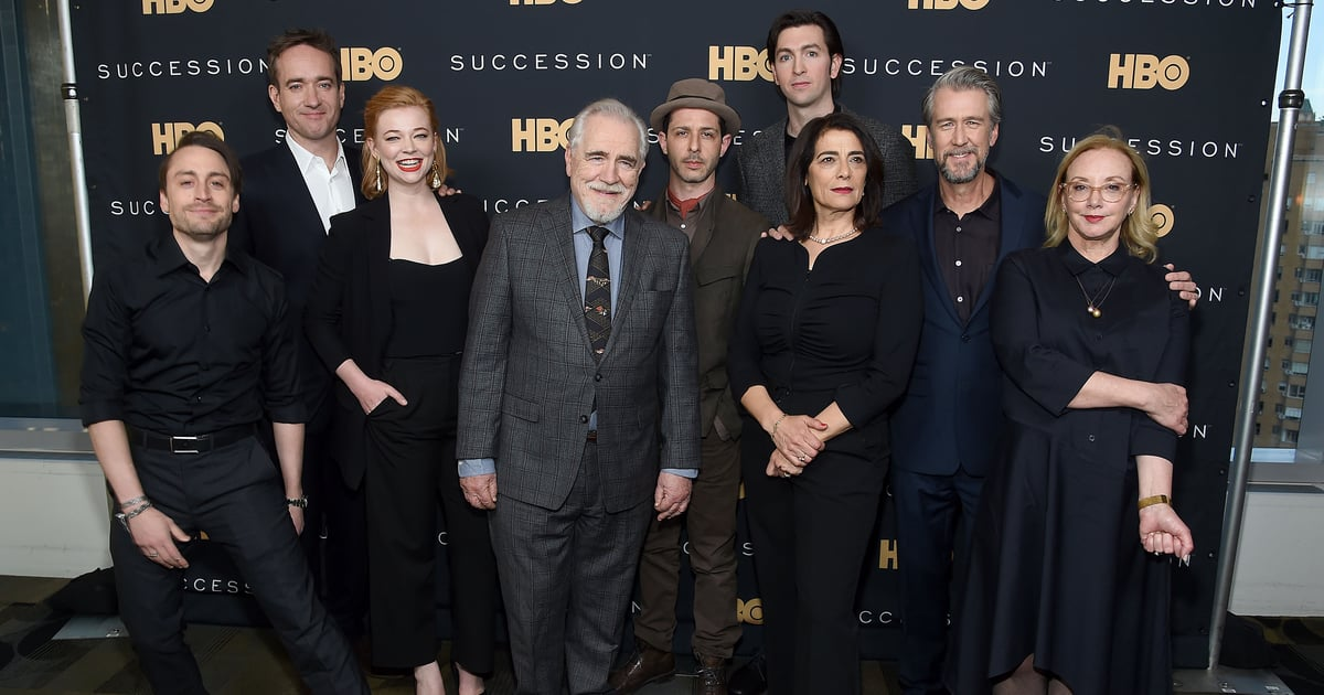The Succession Season 3 Cast Is Stacked! See Who's Joining and Who's Returning
