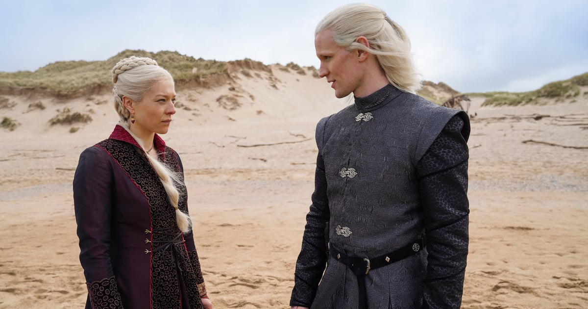 The Targaryens Are Back in the First Look at Game of Thrones Prequel House of the Dragon