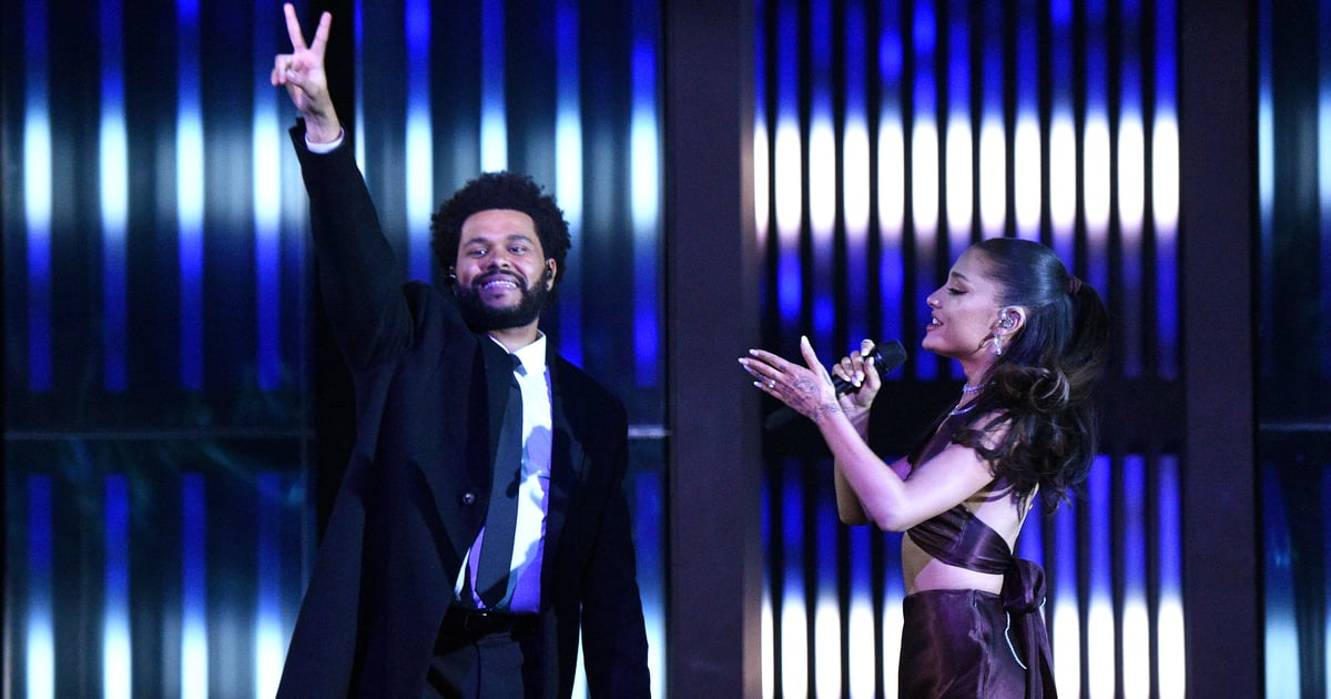The Weeknd and Ariana Grande's iHeartRadio Music Awards Performance Just Saved Our Tears