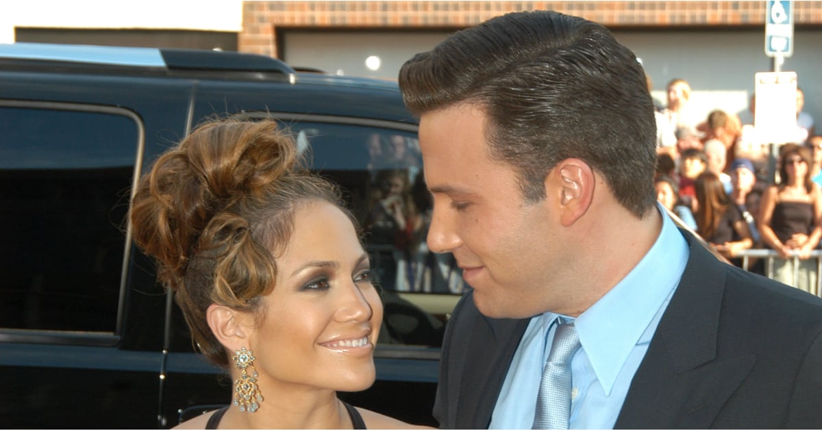 These Photos of Jennifer Lopez and Ben Affleck Will Take You Way Back