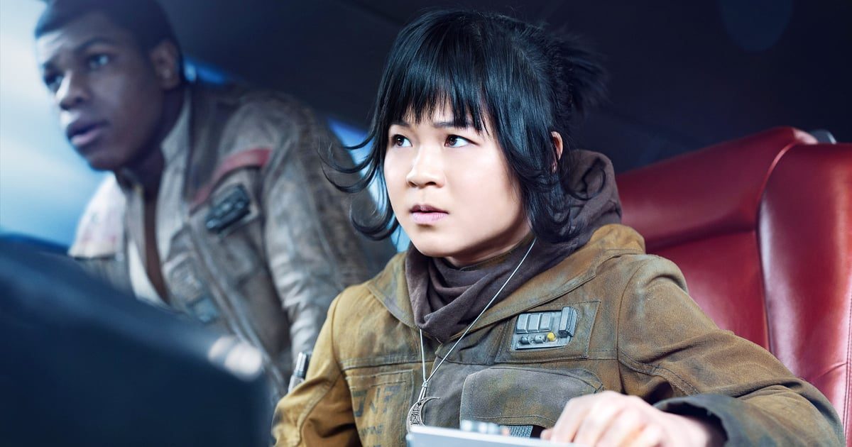 This Star Wars Fan's Poem About Rose Tico Brought Kelly Marie Tran to Tears