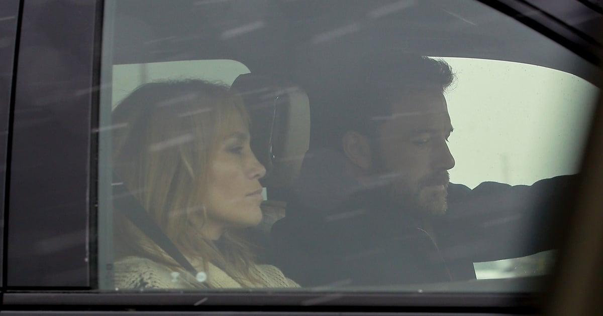 What's Going on With J Lo and Ben Affleck? We'll Just Let These Photos Speak For Themselves