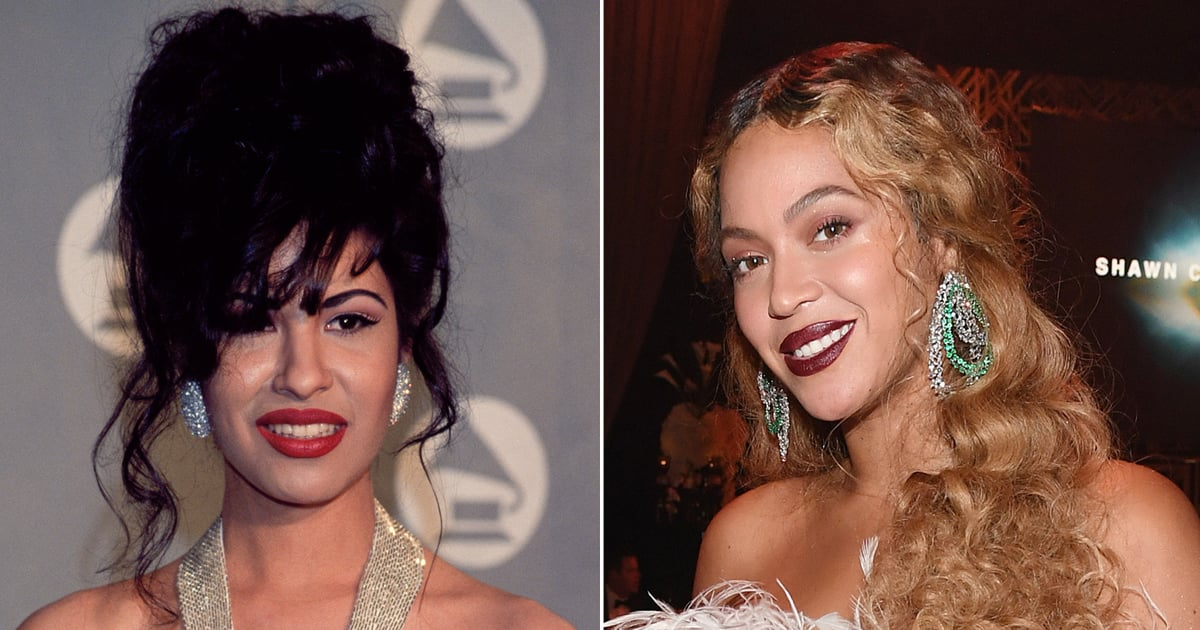 Yes, That Beyoncé and Selena Quintanilla Mall Encounter Actually Happened