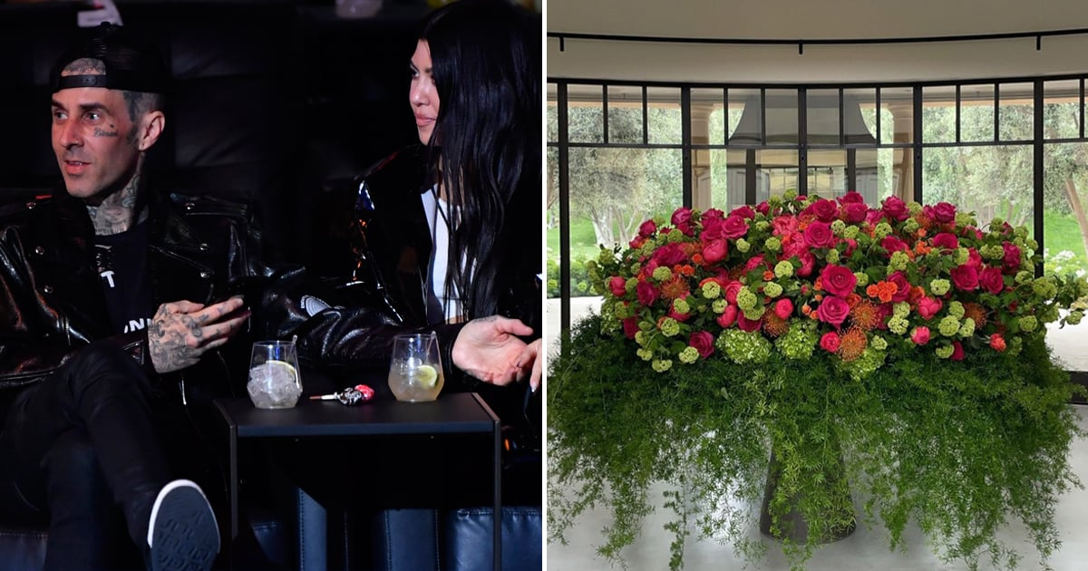 You Need to See Travis Barker's Lavish Mother's Day Gift For Kourtney Kardashian