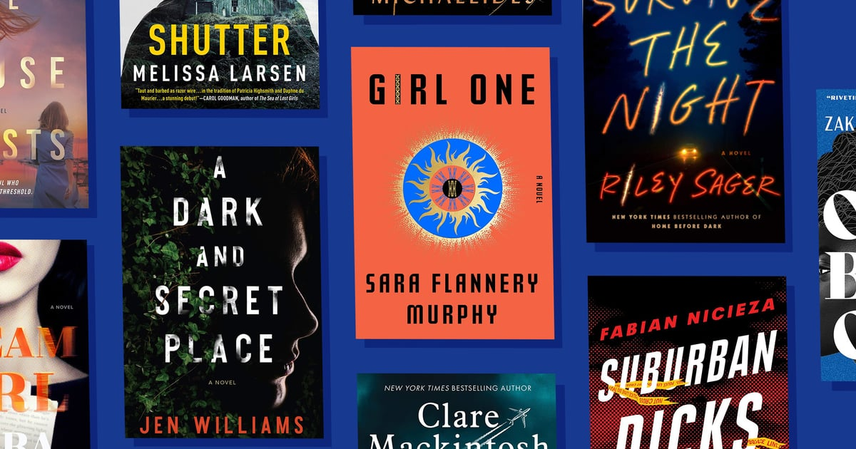 12 Haunting New Mystery and Thriller Books Coming Your Way in June