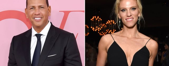 Alex Rodriguez Hanging Out With Ben Affleck's Ex Is Actually Not as Dramatic as It Seems
