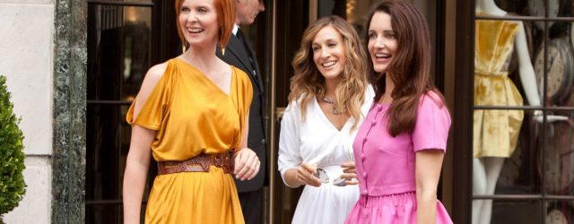 And Just Like That, Charlotte, Miranda, and Carrie Are Back For the Sex and the City Revival