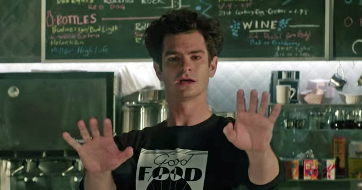 Andrew Garfield Races Against the Clock in the First Teaser For Netflix's Tick, Tick... Boom!