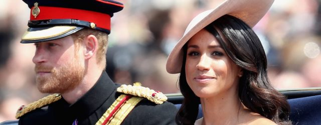Baby Lilibet May Not Have a Royal Title, but She's Still in Line For the British Throne
