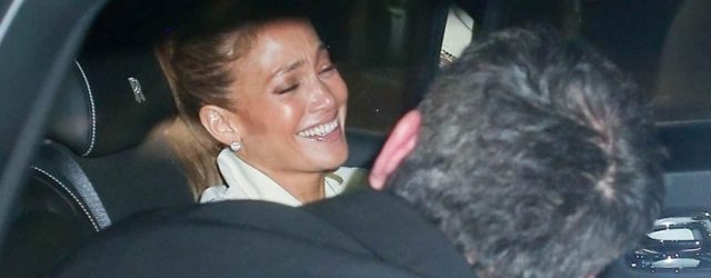 Ben Affleck and Jennifer Lopez Keep the Cute Date Nights Coming in Beverly Hills
