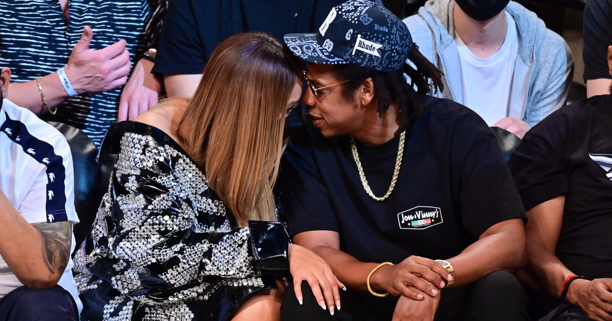 Beyoncé and JAY-Z Bring Back Their Adorable Courtside Date Nights at Brooklyn Nets Game