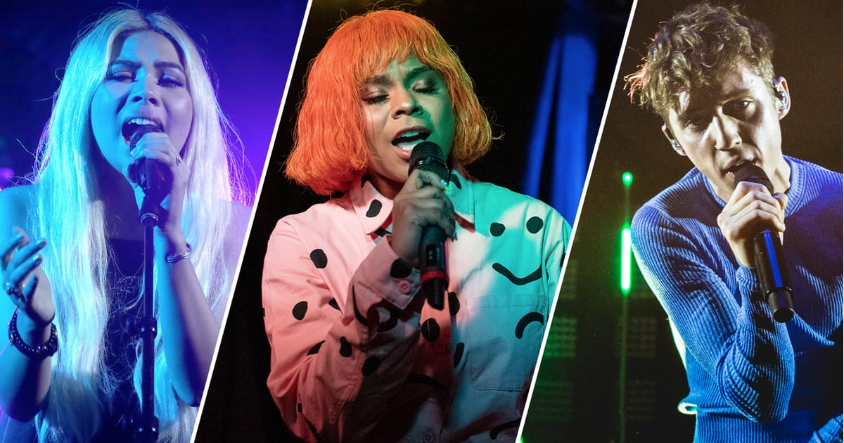 Dance Into Pride Month With Playlists From Troye Sivan, Hayley Kiyoko, Tayla Parx, and More