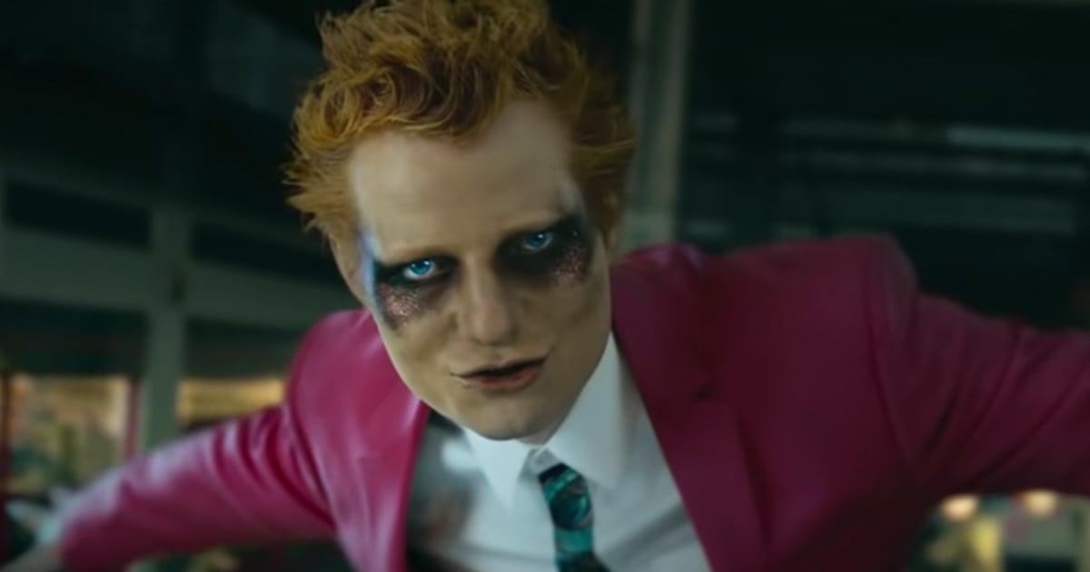 """Ed Sheeran Glitters Like Edward Cullen in """"Bad Habits"""" Video (Fangs Included)"""