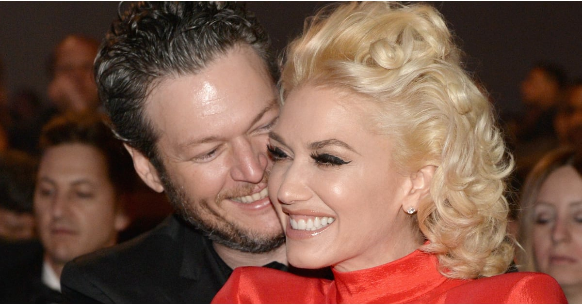 Gwen Stefani and Blake Shelton May Be an Unlikely Pair, but Their PDA Speaks Volumes