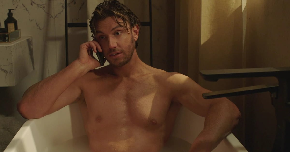 Here's the Deal With Adam Demos and *That* Sex/Life Shower Scene