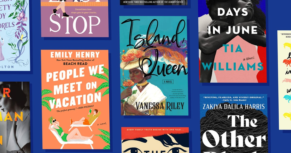 Hit the Beach — or the Couch — With the 45 Best Summer Reads of 2021