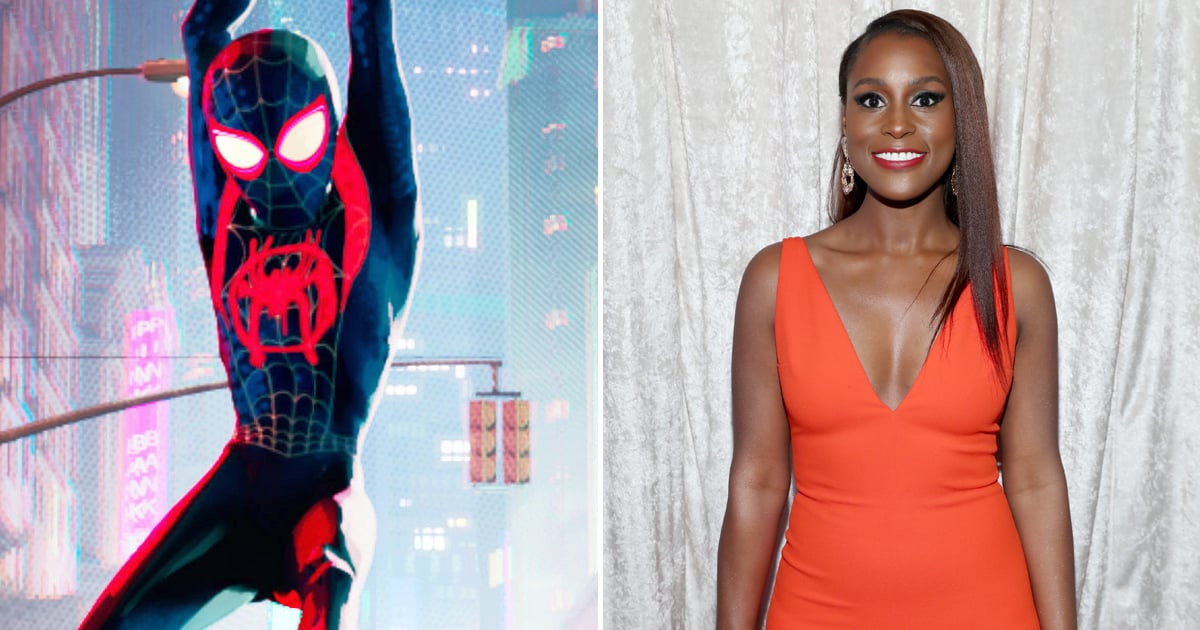 In Super Amazing News, Issa Rae Is Joining the Spider-Man: Into the Spider-Verse Sequel