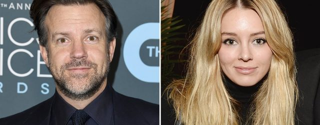 Jason Sudeikis Is Reportedly Dating Ted Lasso Costar Keeley Hazell After Olivia Wilde Split