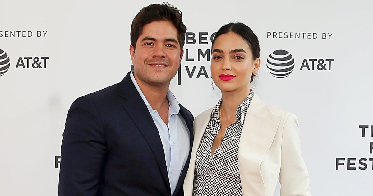 Just an Appreciation Post of Melissa Barrera and Paco Zazueta's Swoon-Worthy Romance