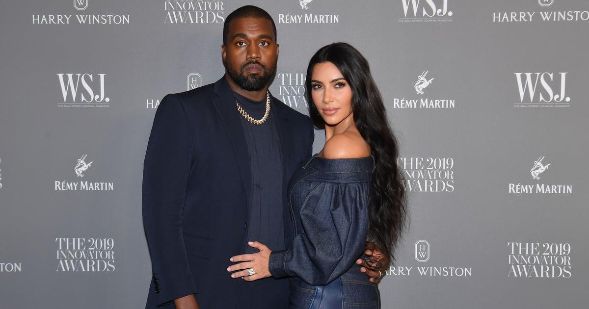 "Kim Kardashian Wishes Kanye West a Happy Birthday on Instagram: ""Love U For Life!"""
