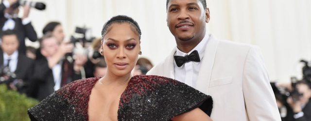La La Anthony Files For Divorce From Carmelo After More Than a Decade of Marriage