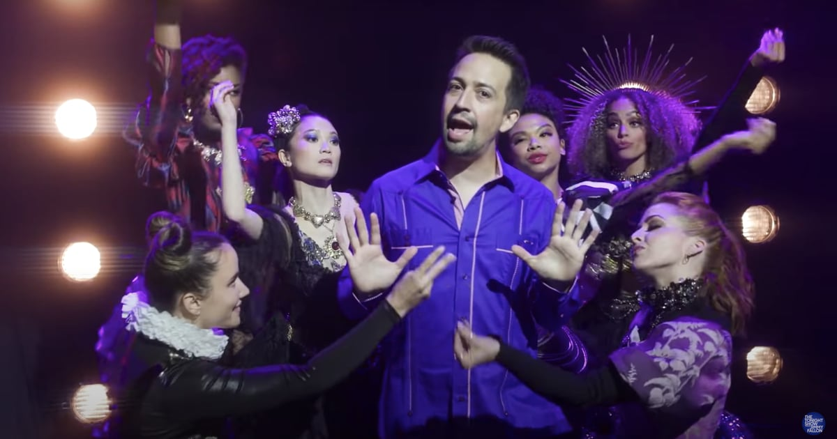 Lin-Manuel Miranda and Jimmy Fallon Welcome Back Broadway With an Incredible Medley of Hits