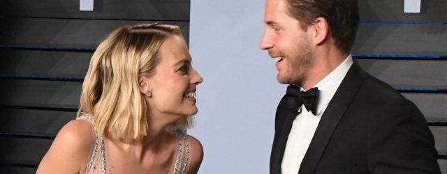 "Margot Robbie Pokes Fun at Husband Tom Ackerley For Being Afraid of a ""2-Meter"" Snake"