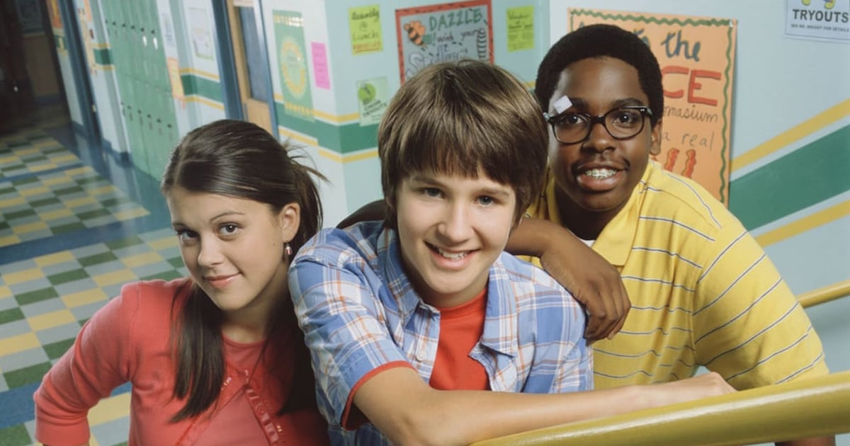 Meanwhile, the Ned's Declassified Cast Is All Grown Up and Making TikTok Content Together
