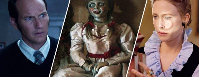 Ready For a Scary Good Time? Here's Where You Can Stream All the Conjuring Universe Movies