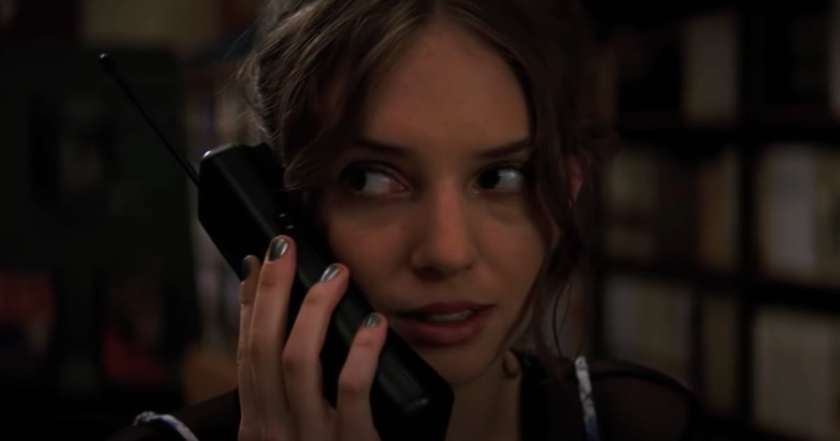 See Maya Hawke in the Chilling First 5 Minutes of Fear Street: 1994, but Only If You Dare