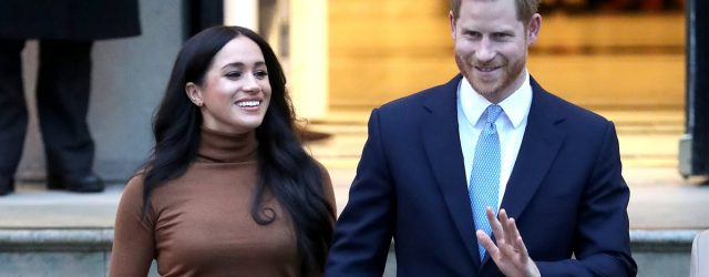 She's Here! Meghan Markle and Prince Harry Have Welcomed Their Baby Girl