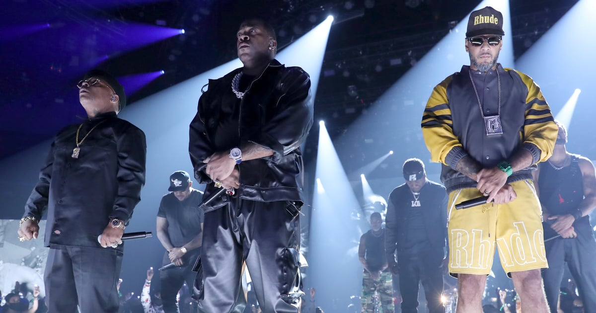 The BET Awards Honor DMX's Career and Legacy in Special Tribute Performance