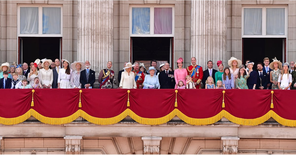 The Line of Succession to the British Throne Has More People Than You May Have Thought