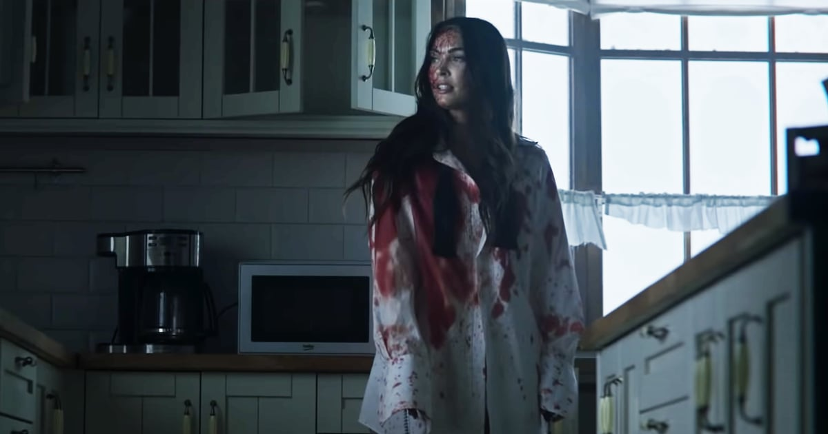 The Trailer For Megan Fox's Sexy Thriller Till Death Already Has Us on the Edge of Our Seats