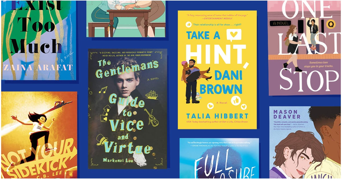 These 13 Books With Bisexual Leads Are Perfect For Pride Month and Beyond