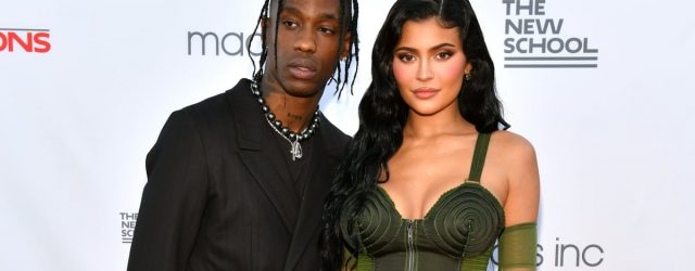 Travis Scott and Kylie Jenner Sure Acted Like a Couple Again at This Benefit Gala With Stormi