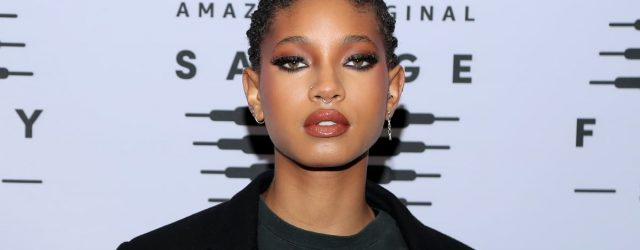 """Willow Smith Wants Black Women to Embrace Their Love of Punk Rock After Being """"Bullied"""" Herself"""