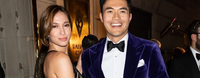 58 Pictures That Perfectly Show Why Henry Golding and Liv Lo Are Couple Goals