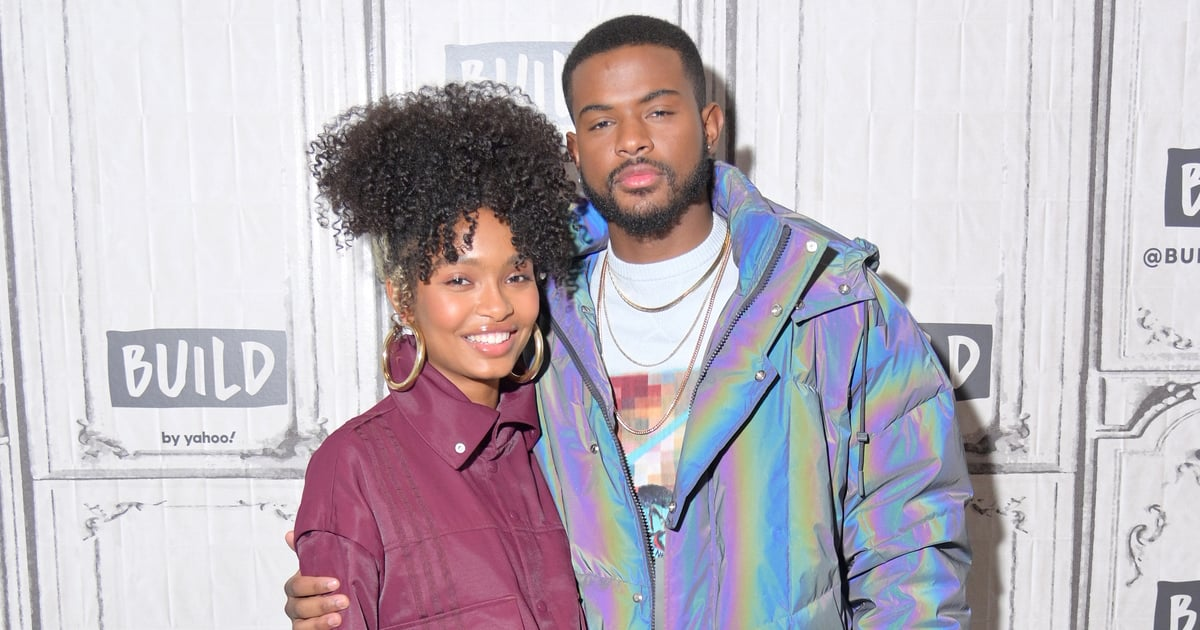 9 Photos of Yara Shahidi and Trevor Jackson For Everyone Who's Always Rooted For #Zaaron
