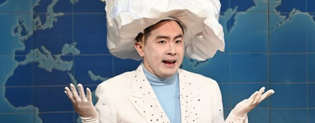 Bowen Yang's Breakout Year on SNL Is Now Complete With a History-Making Emmy Nom