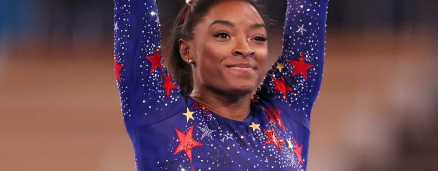 Celebrities, Athletes, and Activists Show Support For Simone Biles After Team-Final Exit