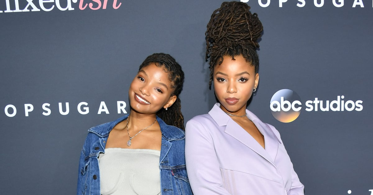 Chloe and Halle Bailey Finally Reunited, and of Course, They Had to Do It in Song