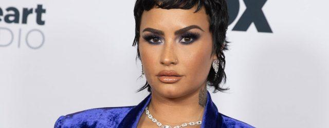 "Demi Lovato Celebrates the ""Burst of Body Confidence"" They Felt Filming First Sex Scene"