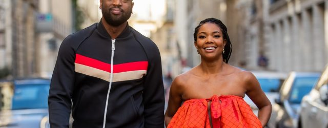 Dwyane Wade Shows Just How Dedicated He Is to Gabrielle Union in Series of Vacation Snaps