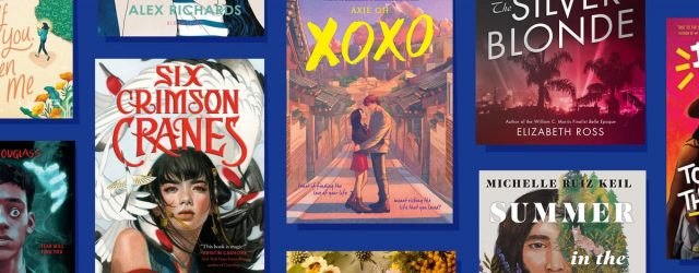 From Horror Tales to Rom-Com Cuteness, These Are the Best YA Books of July