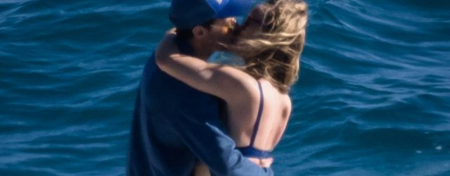 Harry Styles and Olivia Wilde Seem to Share a Slow Dance During PDA-Filled Italian Getaway