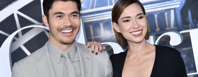 Henry Golding's Wife Made the First Move When They Met, and I Love Them Even More Now